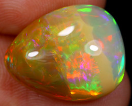 7.22cts Natural Ethiopian Welo Opal / BF5602