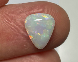 2.6ct Coober Pedy White Opal