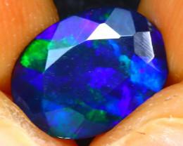 Welo Opal 1.22Ct Natural Ethiopian Smoked Welo Opal H1610/A28
