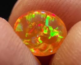 1.680ct Mexican Crystal-Contraluz Opal (OM)