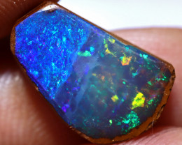 7.91 Carats  Boulder Opal  Rub ANO-1320