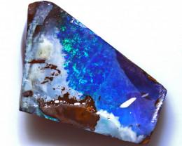 12.11  Carats  Boulder Opal  Rub ANO-1324