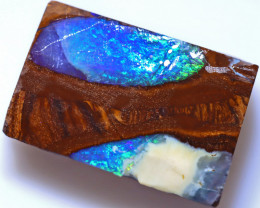 23.25 Carats  Boulder Opal  Rub ANO-1326