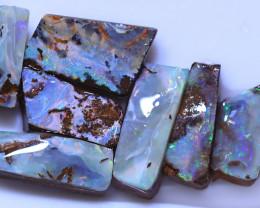 33.62 carats Boulder Opal Rough Parcel ANO-1366