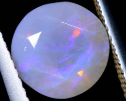 1.47 CTS FACETED CRYSTAL OPAL LIGHTNING RIDGE TBO-A2574