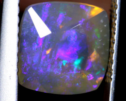 1.72 CTS FACETED CRYSTAL OPAL LIGHTNING RIDGE TBO-A2578