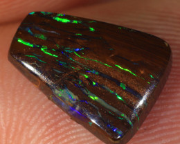 2.95ct 11x8.5mm Queensland Boulder Matrix Opal  [LOB-3817]