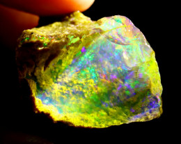 110cts Ethiopian Crystal Rough Specimen Rough / CR3192