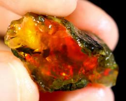 20cts Ethiopian Crystal Rough Specimen Rough / CR3196