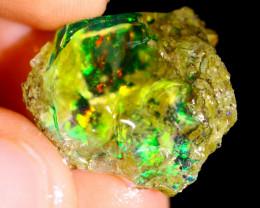14cts Ethiopian Crystal Rough Specimen Rough / CR3197