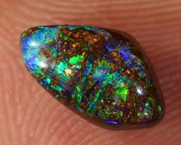 1.3ct 9x5mm Queensland Boulder Opal  [LOB-3823]