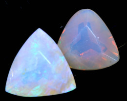1.05 CTS LIGHTNING RIDGE FACETED CRYSTAL OPAL TBO-A2595
