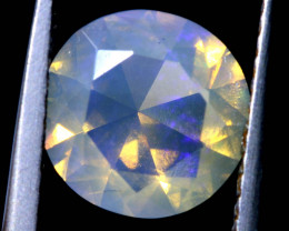 1.05 CTS LIGHTNING RIDGE FACETED CRYSTAL OPAL TBO-A2597