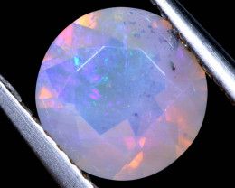 1 CTS LIGHTNING RIDGE FACETED CRYSTAL OPAL TBO-A2600