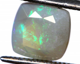 1.8 CTS LIGHTNING RIDGE FACETED CRYSTAL OPAL TBO-A2606