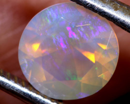 1.2 CTS LIGHTNING RIDGE FACETED CRYSTAL OPAL TBO-A2610