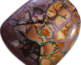 38.00 CTS BOULDER OPAL FROM KOROIT [BMB864]