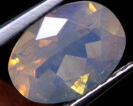 1.1 CTS LIGHTNING RIDGE FACETED CRYSTAL OPAL TBO-A2615