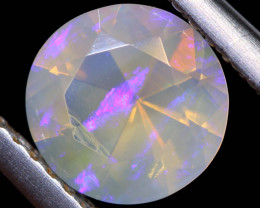 1 CTS LIGHTNING RIDGE FACETED CRYSTAL OPAL TBO-A2617