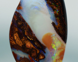 21.70CT WOOD REPLACEMENT BOULDER OPAL ST806