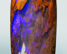 23.20CT WOOD REPLACEMENT BOULDER OPAL ST807