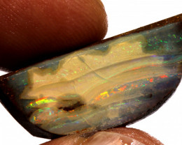 21.50 CTS BOULDER OPAL PRE SHAPED  RUB ADO-7565