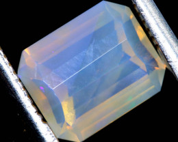 1.80 CTS LIGHTNING RIDGE FACETED CRYSTAL OPAL TBO-A2624