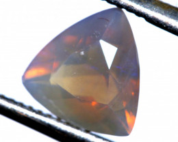 1.05 CTS LIGHTNING RIDGE FACETED CRYSTAL OPAL TBO-A2630