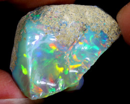 25cts Natural Ethiopian Welo Rough Opal / WR6554