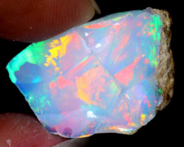 20cts Natural Ethiopian Welo Rough Opal / WR6559