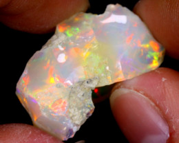 20cts Natural Ethiopian Welo Rough Opal / WR6565