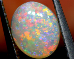 N6- 0.80 CTS  DARK  OPAL POLISHED STONE L. RIDGE  TBO-A2648