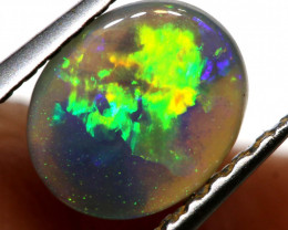 N5- 0.35 CTS  DARK  OPAL POLISHED STONE L. RIDGE  TBO-A2672