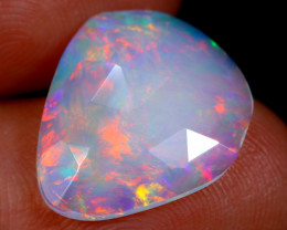 Rose Cut 2.74cts Natural Ethiopian Welo Opal / NY1183