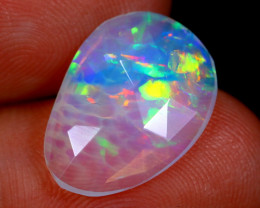 Rose Cut 2.23cts Natural Ethiopian Welo Opal / NY1186