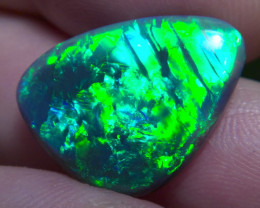 13.20cts Top Gem Lightning Ridge Black opal Collection CYC712