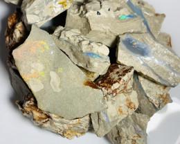 Straight Off the Mine- 1500 CTs Crystal Seam Rough, Bid Pcs#318