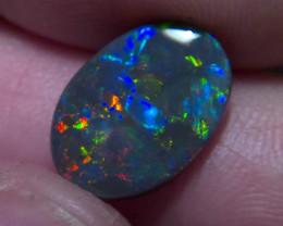 3.11cts Top Gem Lighting Ridge Black opal Collection CYC729