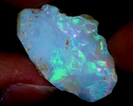 15cts Natural Ethiopian Welo Rough Opal / WR6643