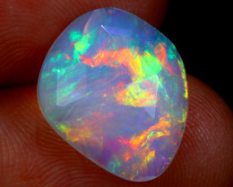 Rose Cut 2.48cts Natural Ethiopian Welo Opal / NY1203