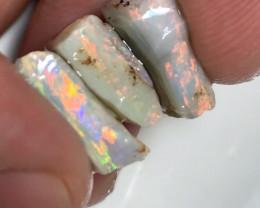 Top Gem Quality Bright Multicolour Clean Rough Seam to Cut Gems