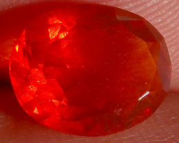 1.49ct Facetted Fire Opal