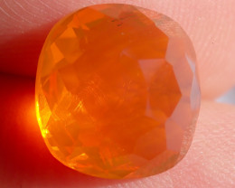 3.58ct Facetted Fire Opal