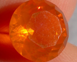 1.88ct Facetted Fire Opal