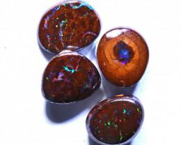 2.81 carats Koroit Opal Cut Stone Parcel ANO-1395