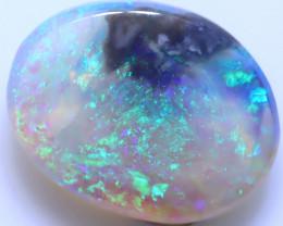 1.31 carats  Crystal Solid Opal Lightning Ridge ANO-1406