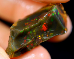 16cts Ethiopian Crystal Rough Specimen Rough / CR3248