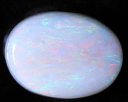 2.00 carats  White Solid Opal Lightning Ridge ANO-1432