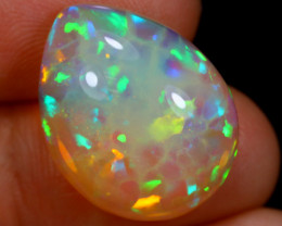 10.63cts Natural Ethiopian Welo Opal / BF5718