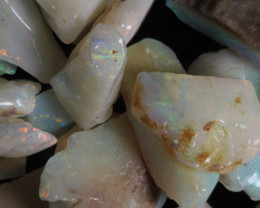 70ct #7 Rough Opal from Coober Pedy  [31580] 53FROGS